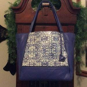NWOT Botkier Leather Tote 👜